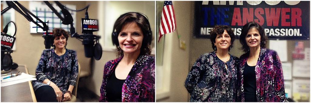 Loretta Gallo-Lopez and Julie Ames, SNFH